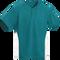 Teal/White Kobe Sportswear Closer Two-Tone Short Sleeve Baseball Adult Jersey | Blanksportswear.ca