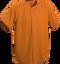 Orange Kobe Sportswear Triple Crown Full Button Adult Baseball Jersey | Blanksportswear.ca