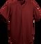 Maroon Kobe Sportswear Triple Crown Full Button Adult Baseball Jersey | Blanksportswear.ca