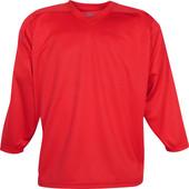 Red Kobe Sportswear 5400A Mid-Weight Pro-Knit Adult Practice Jersey | Blanksportswear.ca