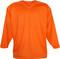 Orange Kobe Sportswear 5400A Mid-Weight Pro-Knit Adult Practice Jersey   Blanksportswear.ca