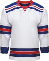 K3G Pro New York Home Goalie Jersey