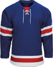 K3G Pro New York Away Adult Jersey