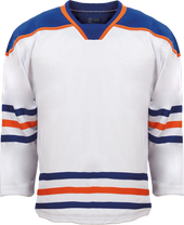 K3G Pro Edmonton Home Youth Jersey