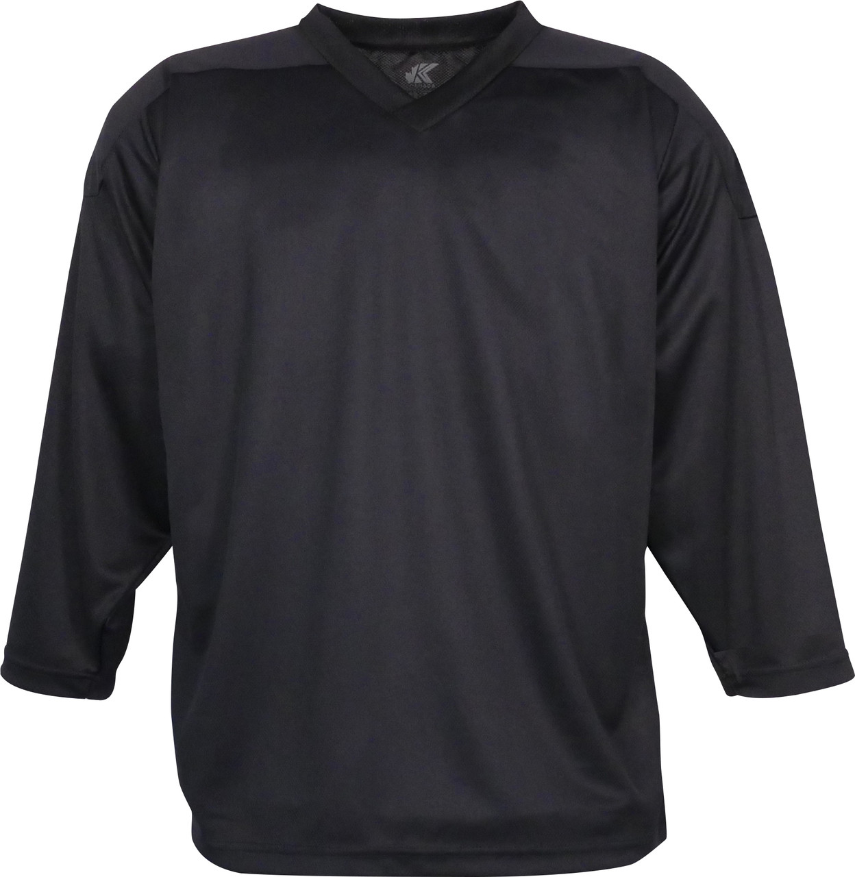 ba87218ccac0 Black Kobe Sportswear 5400Y Mid-Weight Pro-Knit Youth Practice Jersey