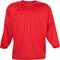Red Kobe Sportswear 5400Y Mid-Weight Pro-Knit Youth Practice Jersey   Blanksportswear.ca