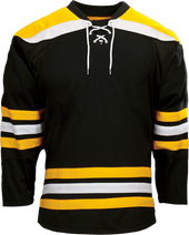 K3G Pro Boston Knit Away Goalie Jersey