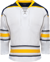 K3G Pro Buffalo White Youth Jersey