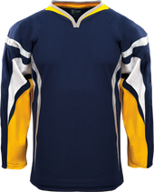 K3G Pro Buffalo Away Goalie Jersey