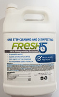 Fresh 15 Disinfectant Gallon