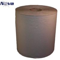 "NOVA 800N Nova Natural Hardwound Towel High Capacity, 8 """