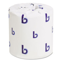 Boardwalk Two-Ply Toilet Tissue, White 96 rolls