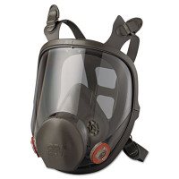 3M™ 6800 Full Face Respirator, Medium