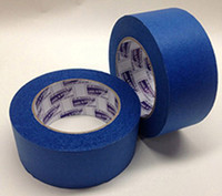 "Blue UV Painters Masking Tape 2"" x 60 yds"