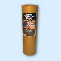 "Heavy Duty Floor Protection Board 38"" x 100' Roll"
