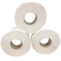 "Ultra Soft 9"" High Capacity 2 Ply Jumbo Roll Tissue"