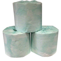 "2 Ply Bath Tissue - 4.1"" x 3.5"", 96 rolls"