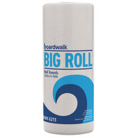 Big Roll Kitchen Towel,  White,  250/Roll