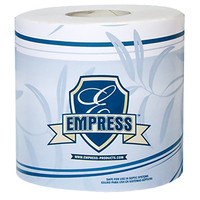 "Empress Bath Tissue Premium Virgin 4.25"" X 3.25"" 2Ply White 96 Rolls"