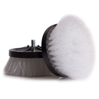 Micro White Brush (set of 2)