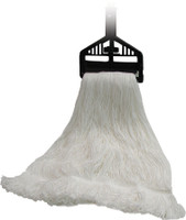 "MEDIUM NYLON LOOPED-END FINISH Mop--5"" BAND"