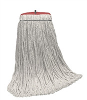 24 OZ RAYON Blend CUT-END Wet Mop--BOLT STYLE