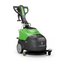 "IPC Eagle CT30B45 18"" Battery Powered Automatic Floor Scrubber"