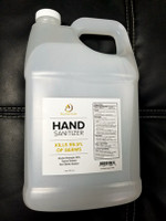 Accurate Labs Hand Sanitizer Gel Gallon Refill