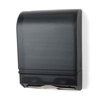 Multifold/C-Fold Towel Dispenser (Dark Translucent)