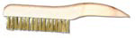 Brass Velvet Brush