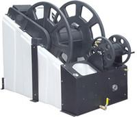 Standard Cradle Tank with 1 Live Solution Hose Reel