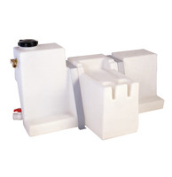 60 Gallon Console Water Tank