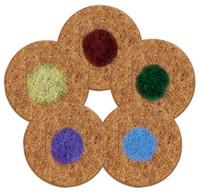 """7"""" Spinergy Stone Polishing Pads - Set of 5"""