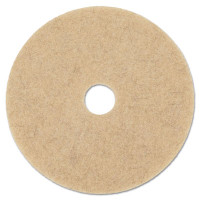"20"" Natural Hog Hair Burnishing Floor Pad"