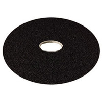 3M[tm] 7300 High Pro Black Stripper Pad - 17""