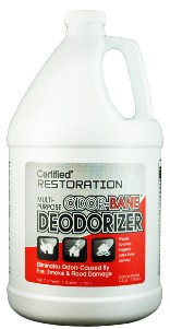 Odor Bane Concentrate Gallon Cleaner Solutions Inc