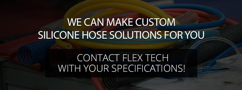 Quality Custom Silicone Hoses