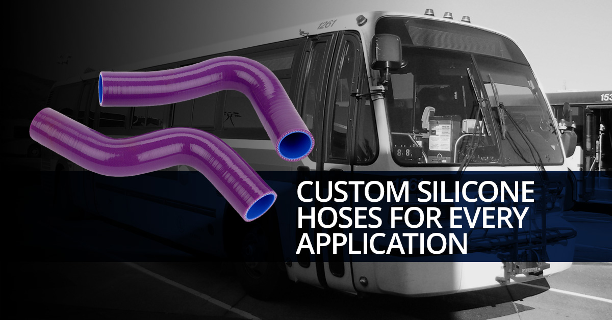 Here at Flex Technologies weu0027re proud of our custom silicone hoses and our ability to deliver superior results to our customers who need custom work done. & Custom Silicone Hoses For Every Application - Flex Technologies ...