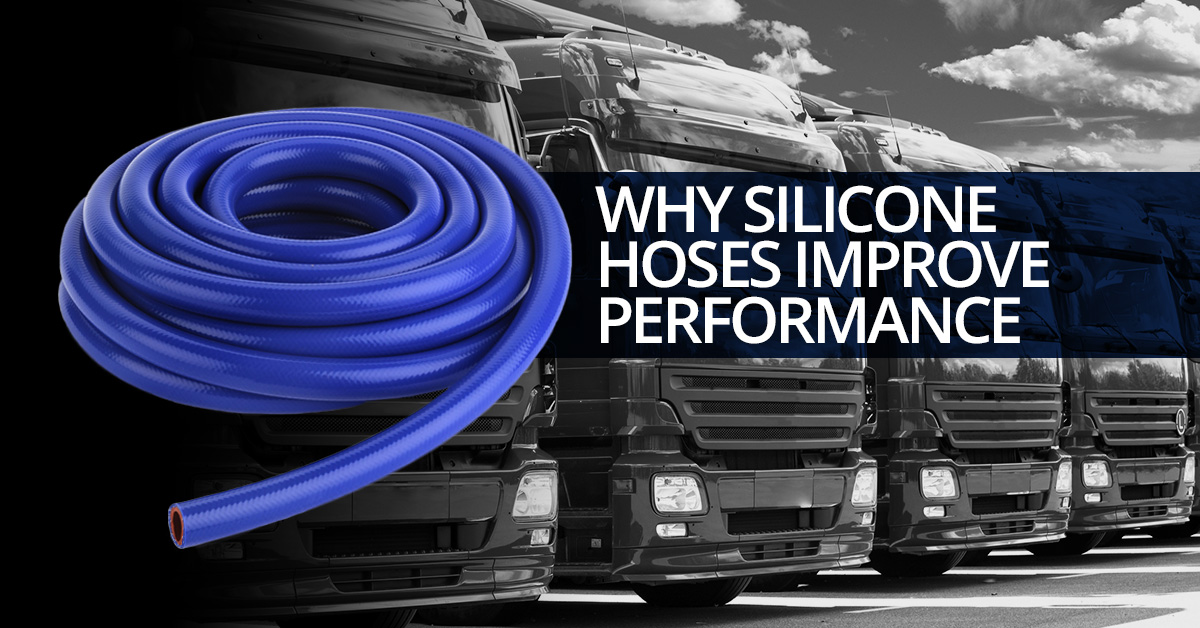 Why Silicone Hoses Improve Performance - Flex Technologies