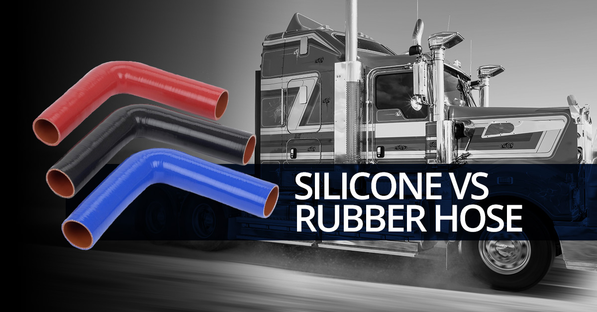 If it has crossed your mind to upgrade your vehicleu0027s rubber radiator hoses to silicone ones you might be wondering what the benefits and drawbacks are for ... & Silicone vs. Rubber Hose - Flex Technologies Incorporated