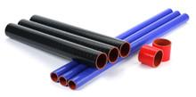 "silicone straight hose 2.000"" ID 4 Ply Silicone, SAEJ20 Compliant"