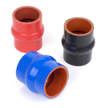 "3.50"" ID x 3"" High Performance Silicone Hump Hose"