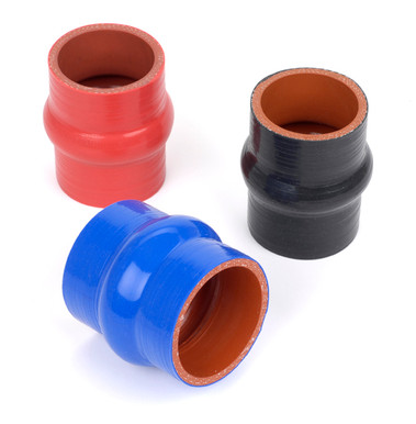 "High Performance Silicone Hump Hose 2.00"" ID x 3"""