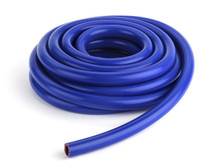 "Silicone Heater Hose 0.380"" ID, 0.690 OD, 0.160 Wall"
