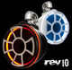 Rev 10 with LED Rings