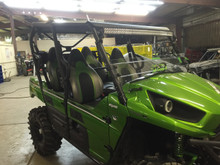 Kawasaki Teryx 4 Fully Loaded Roof