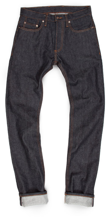 3sixteen jeans st-100x slim compare fit guide