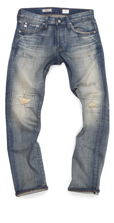 AG Matchbox Jeans - compare fit sizing