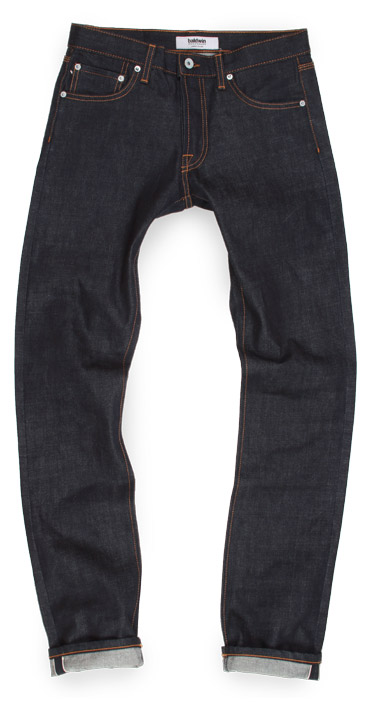 baldwin henley jeans compare fit vs guide