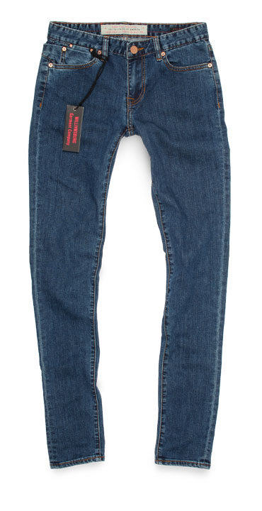Women's Williamsburg Bedford Ave skinny jeans